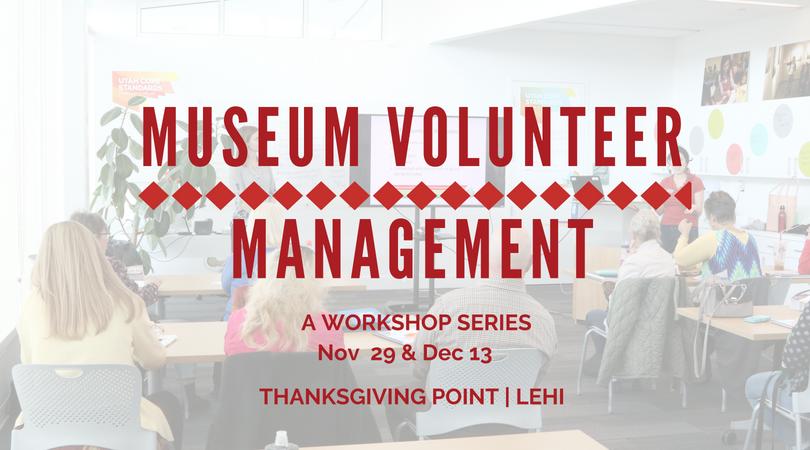 Museum Volunteer Management.