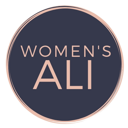 The logo of the Women's Artistic Leadership Initiative.