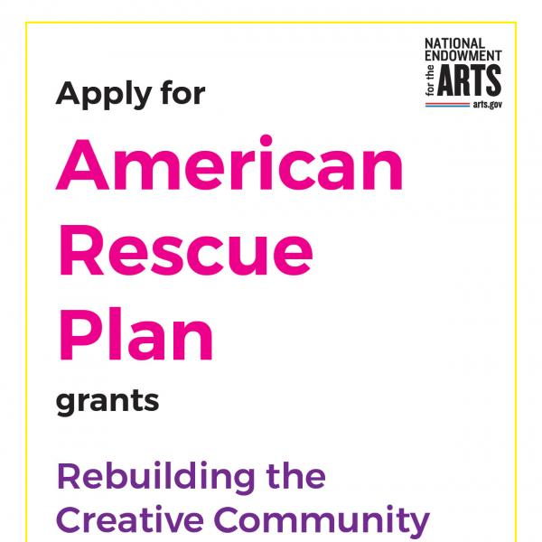 Grant guidelines for American Rescue Plan funding